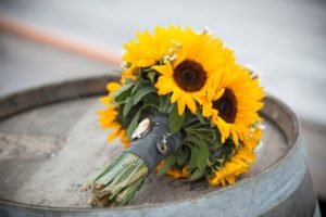 It's a little bit Summer, it's a little bit Fall - Sunflowers for any designs - locally grown from PeonyHotline.com