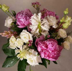 Lake Forest Flowers Peony Design