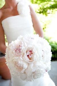 Festiva Maxima Wedding Bouquet