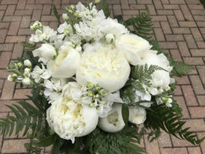 Flowers by stem